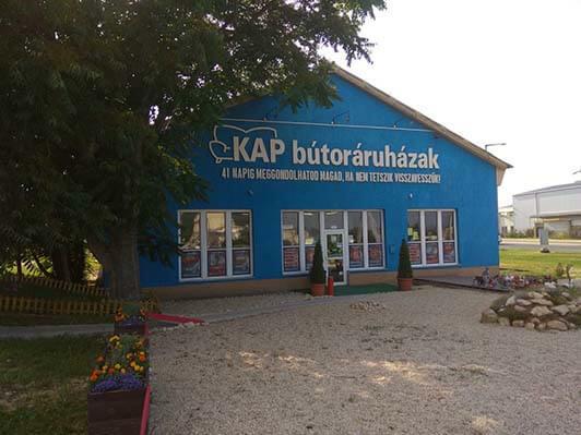 Veszprém - KAP Bútoráruház