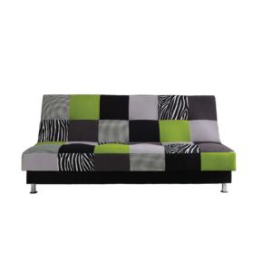 Enisa kanapé - zöld