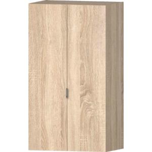 Idill K3 akasztós polcos szekrény világos sonoma