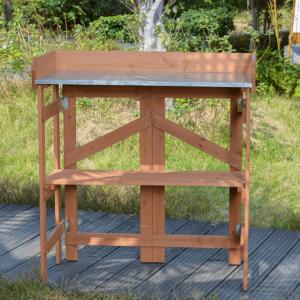 TEMP-Elsiro kerti égerfa asztal