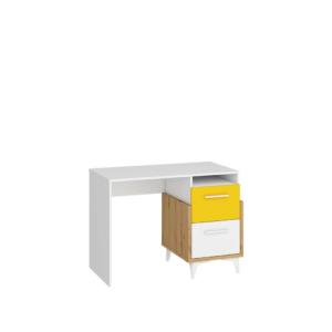 Hey-03 modern, fiókos íróasztal