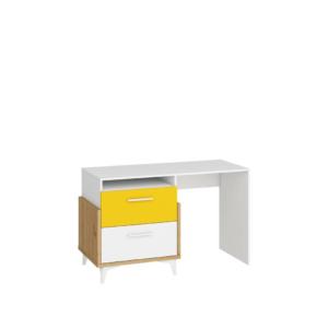 Hey-04 modern, fiókos íróasztal
