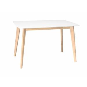 BAL-Combo asztal MDF világos tölgy/fehér