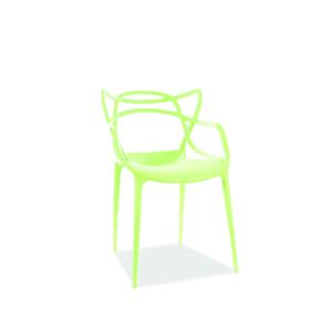 Toby étkező szék zöld