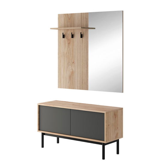 TEMP-Berger komplett előszoba bútor