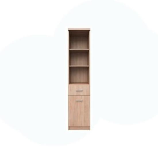 BAL-Top Mix nyitott polcos szekrény