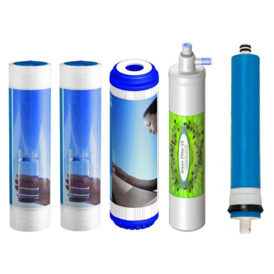 STELLA RO víztisztító szűrőszett