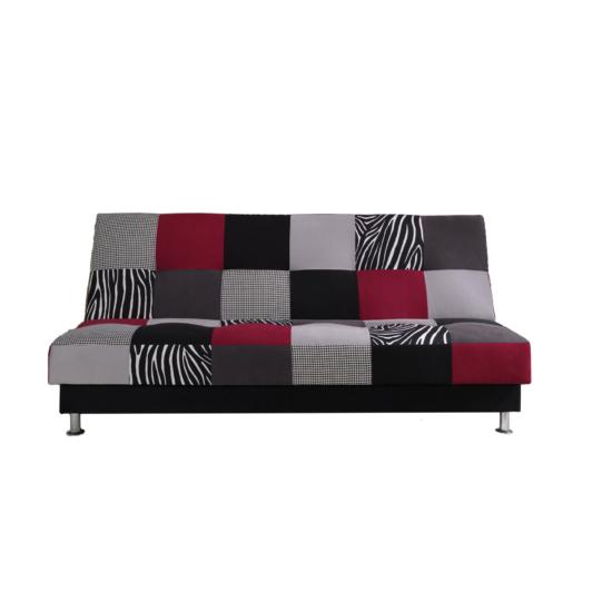 Enisa kanapé - bordó
