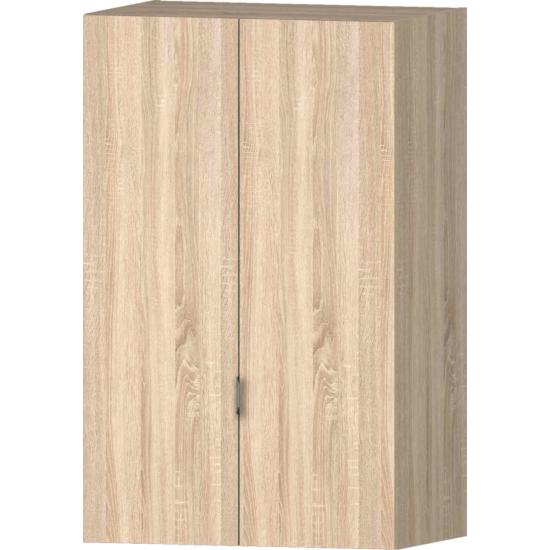 Idill K4 akasztós polcos szekrény világos sonoma