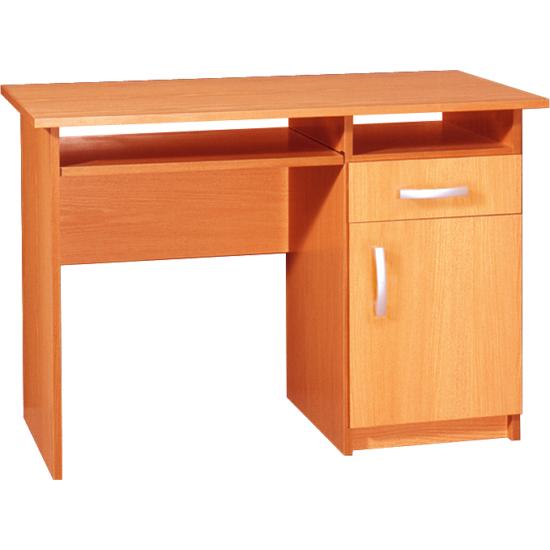 Jas2 fiókos szekrényes íróasztal