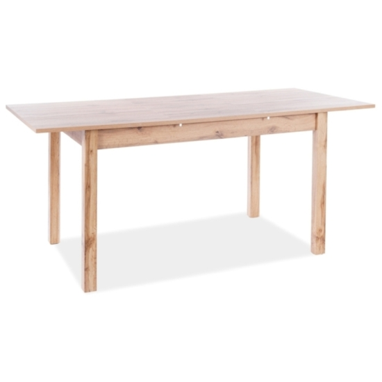 BAL-Horacy étkező asztal 100(140)x60 wotan tölgy