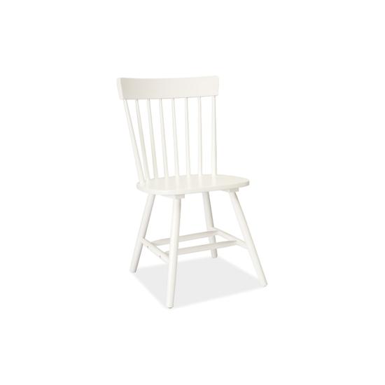 Alero étkező szék fehér