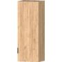 Kép 3/6 - DEL-Idill P5 fix polcozású ajtós építhető elem