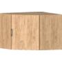 Kép 3/6 - Idill S9 alacsony polcos sarokelem gold craft tölgy